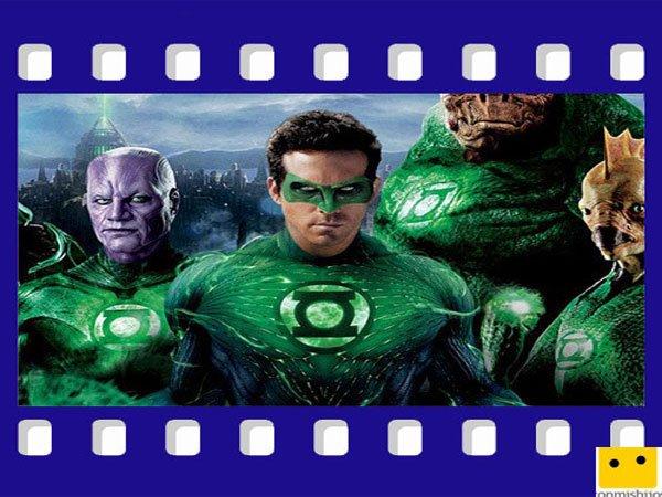 Películas De Superhéroes Para Niños Linterna Verde
