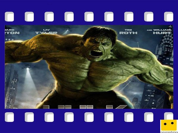 Película Del Increíble Hulk Para Niños