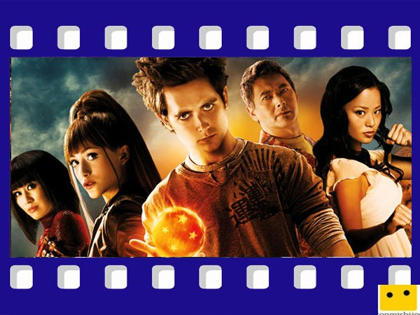 Películas de superhéroes para niños. Dragon Ball
