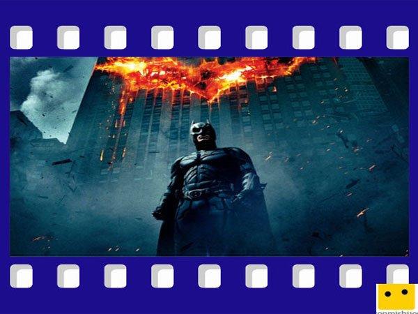 Películas para niños de superhéroes. Batman