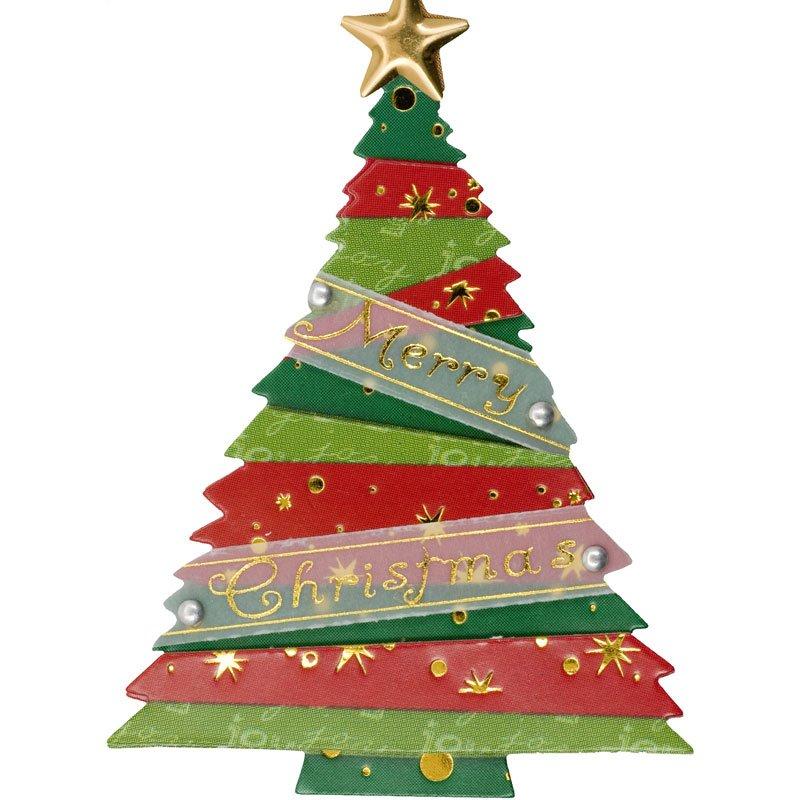 Rbol de navidad de tela for Como hacer un arbol de navidad original