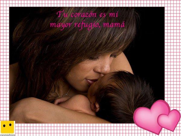 Postales para que regalen los niños por el Día de la Madre