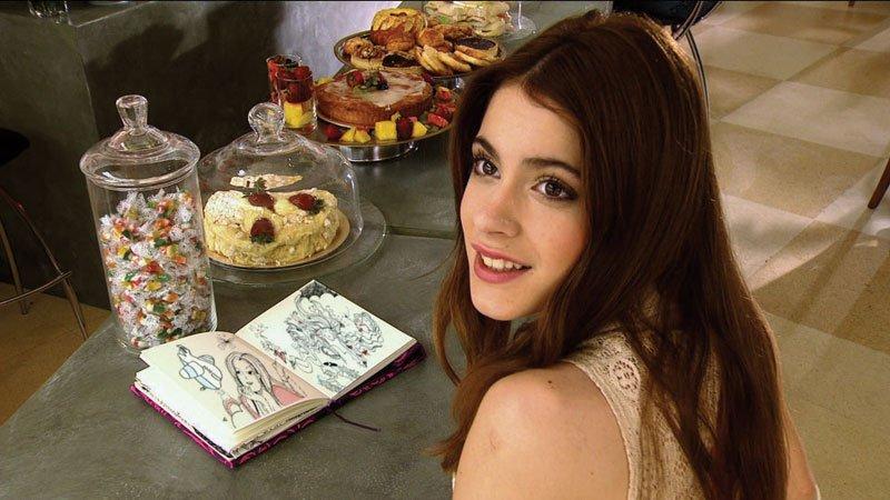 Violetta, una artista en la serie de Disney Channel
