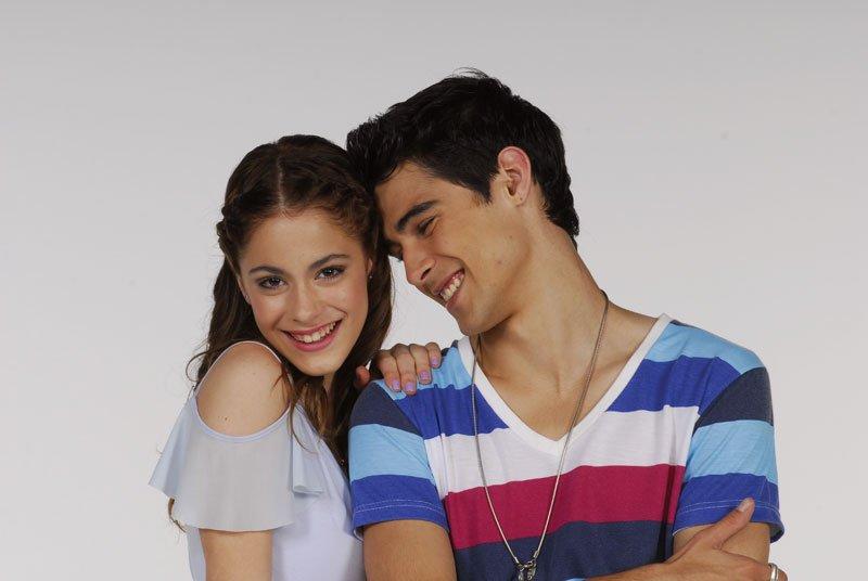 Violetta y Tomás, la pareja de Disney Channel