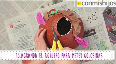 Cómo Hacer Una Piñata Fácil