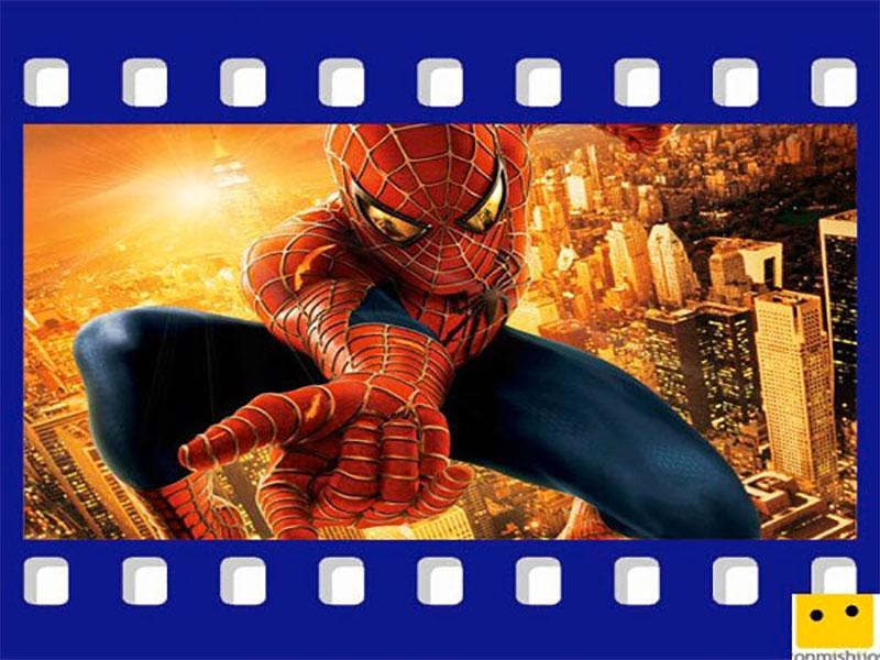 Películas de superhéroes para niños