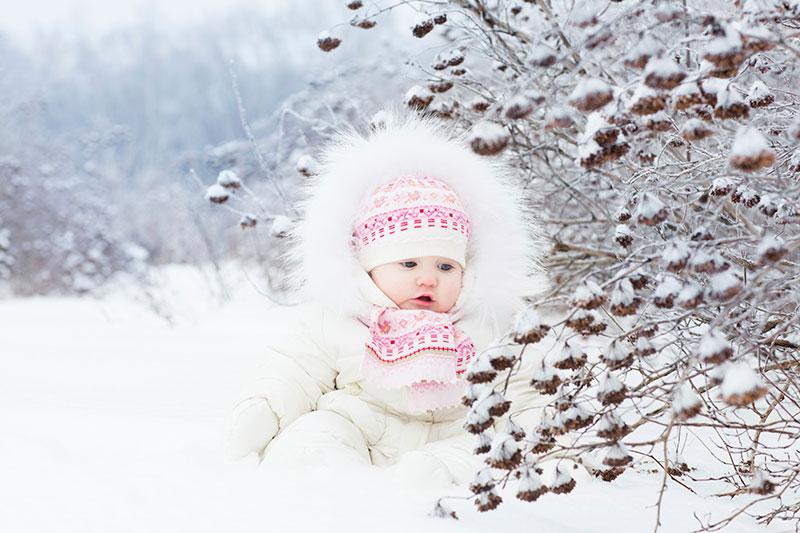 Para calentarse, 20 nombres invernales