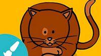 Aprende a dibujar los animales. Dibujos para niños