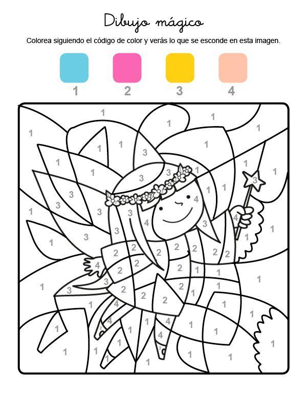 Dibujos Para Colorear De 7 A 10 Años - Dibujos Para Dibujar