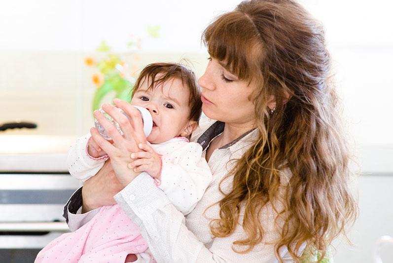 dieta madre lactante bebe reflujo gastrico
