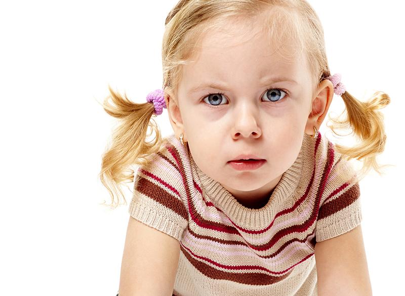 Consejos para tratar el carácter de los niños