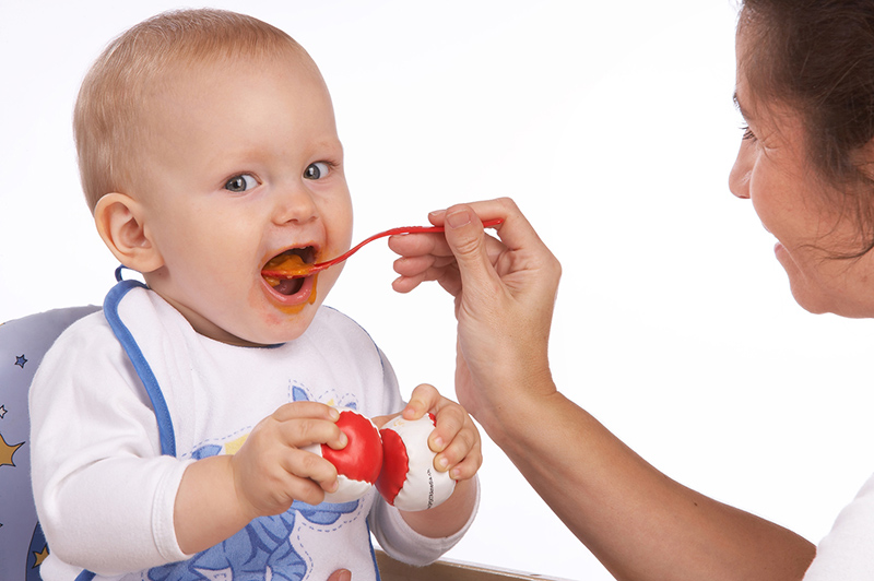 Qu hacer para que dar de comer a los ni os no sea un suplicio for Que hacer para comer