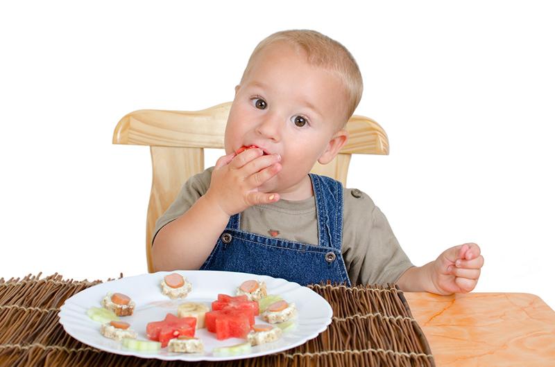 4. No dejar comida en el plato
