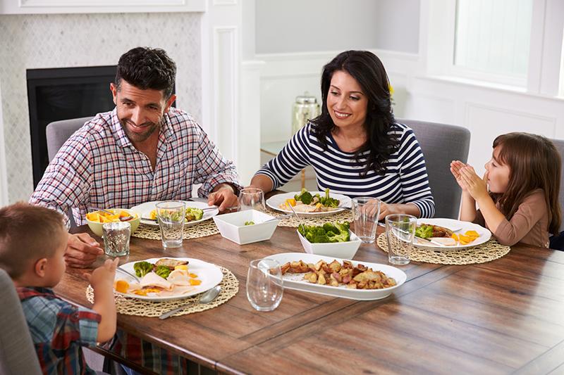 6. Ambiente para comer