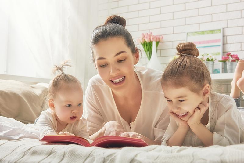 Razones para leer un cuento a los niños