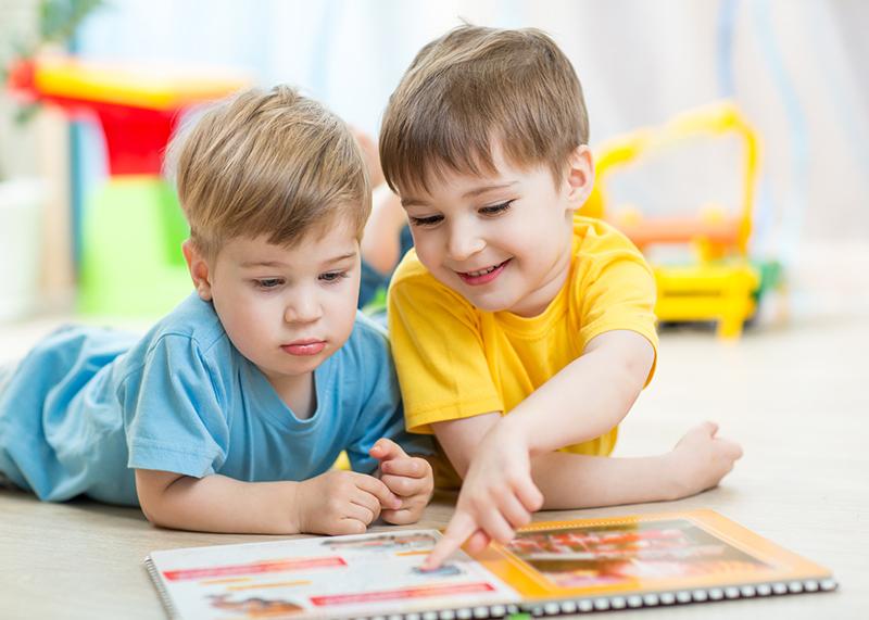 6. El lenguaje de los niños