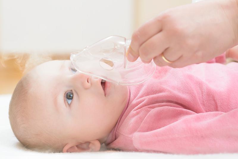 7. Los bebé de las ciudades padecen más asma