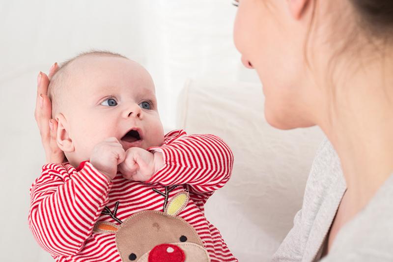 Cómo tratar la nariz tapada en niños pequeños