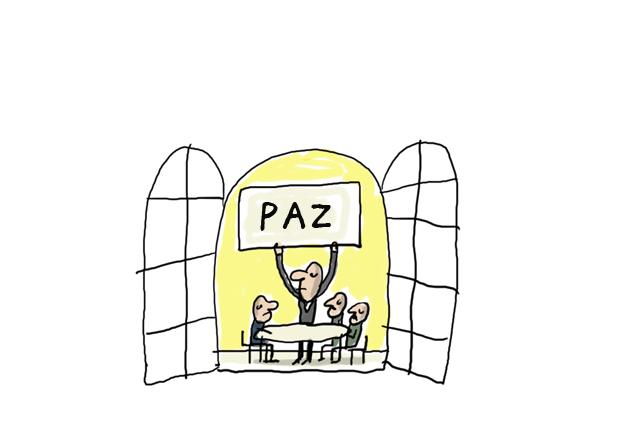 7 La firma del acuerdo de paz