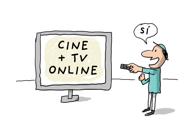 Cine y tv online