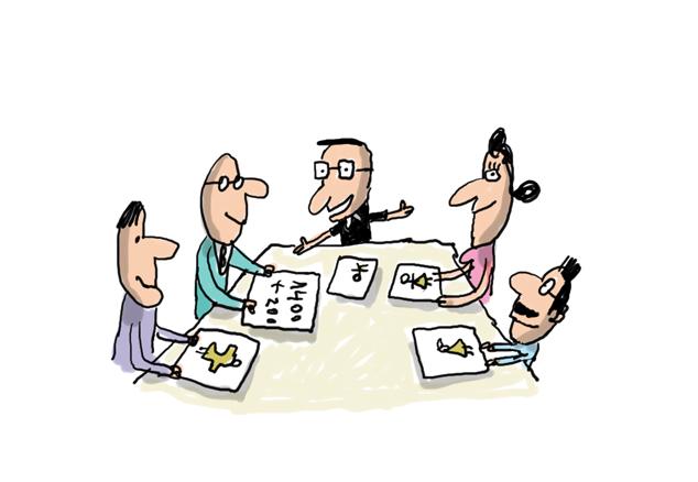 4 Equipo de expertos