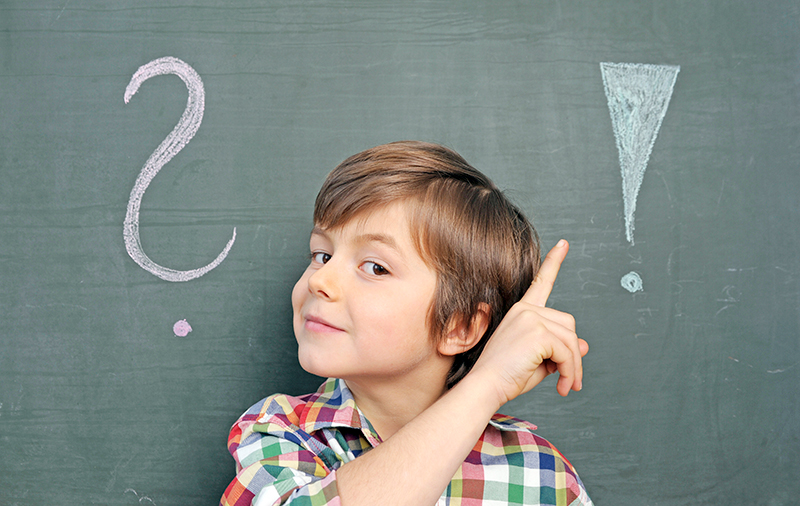 Frases educativas niños