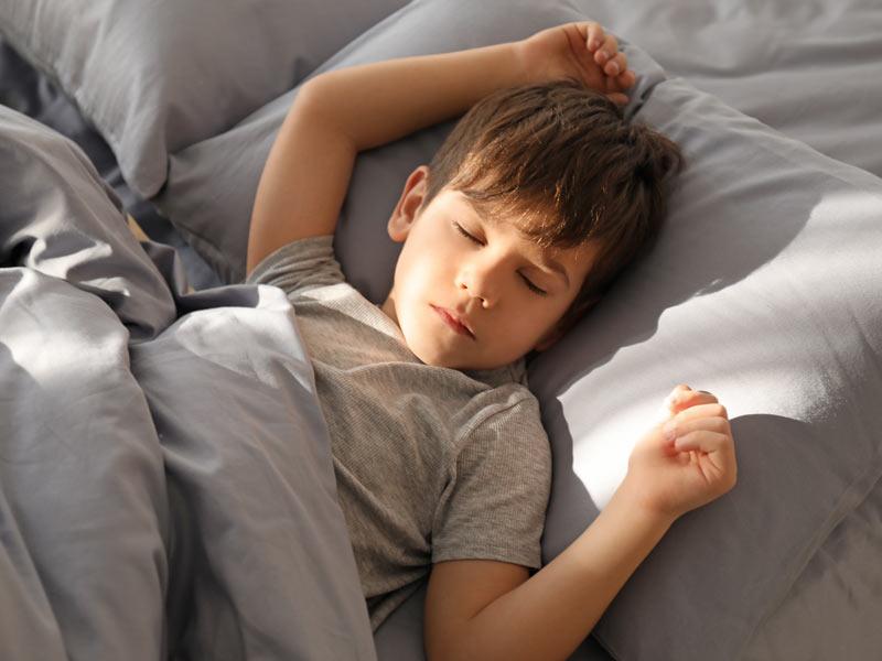 Evolución del sueño en la infancia