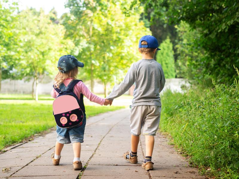 enamoramiento en los niños