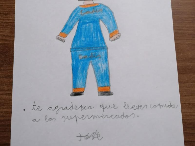 José Manuel, 7 años