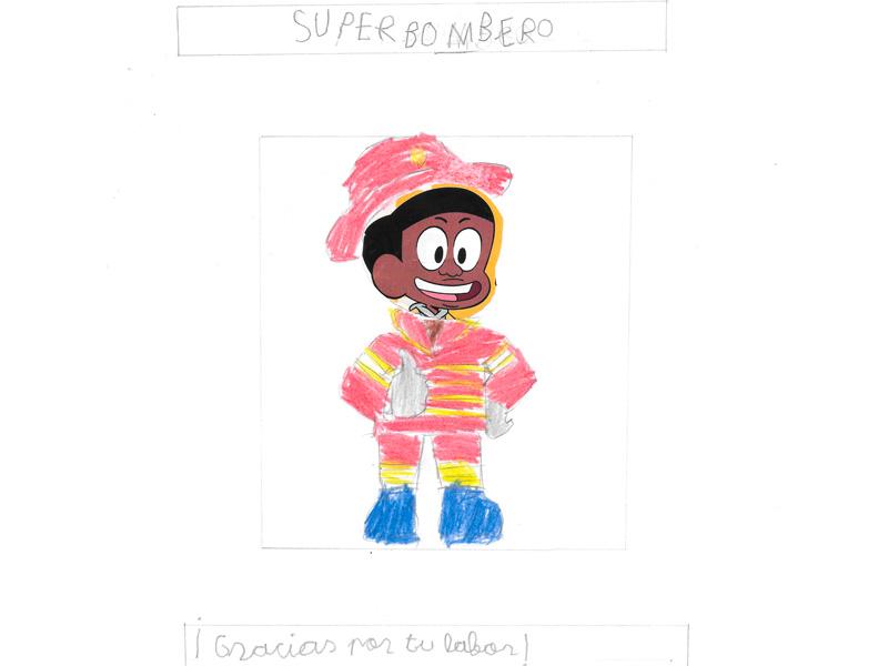 Rodrigo, 6 años