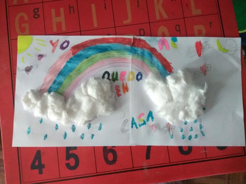 Noa, 6 años