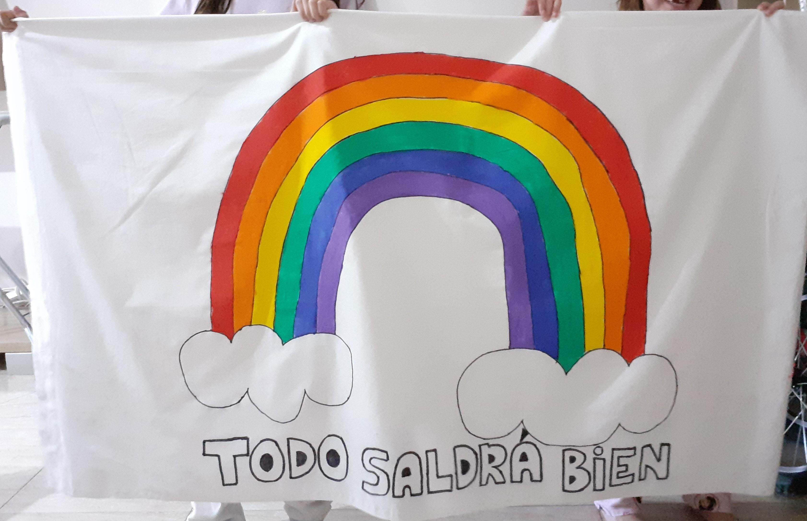 Susana, 11 años y Valeria, 7 años