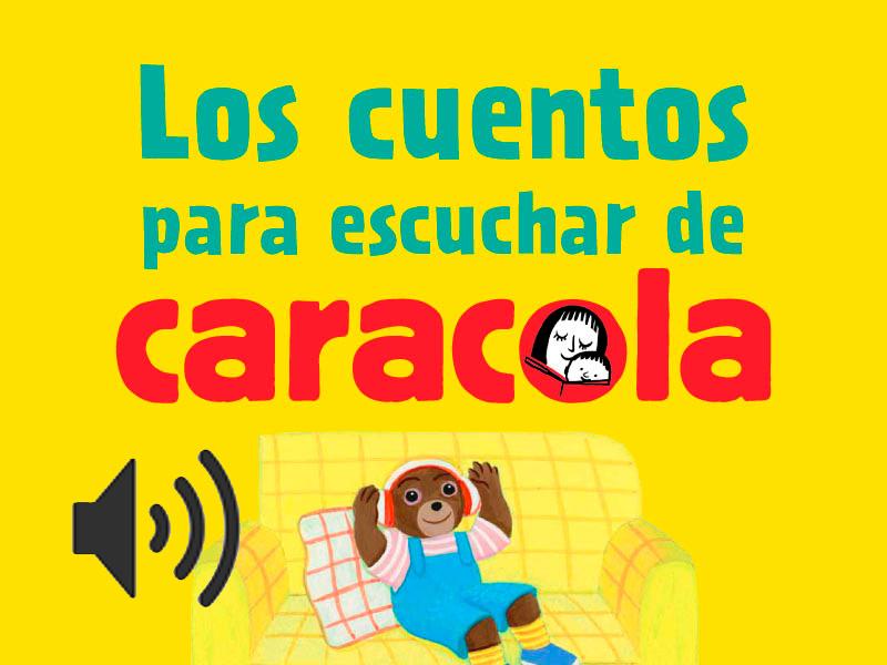 Podcast de cuentos de la revista Caracola