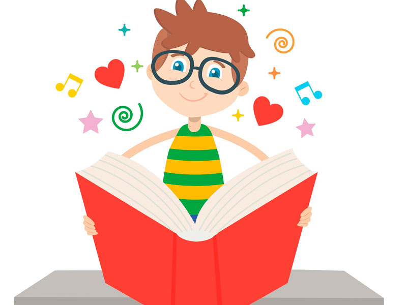 5 cuentos cortos para aprender a leer en la infancia