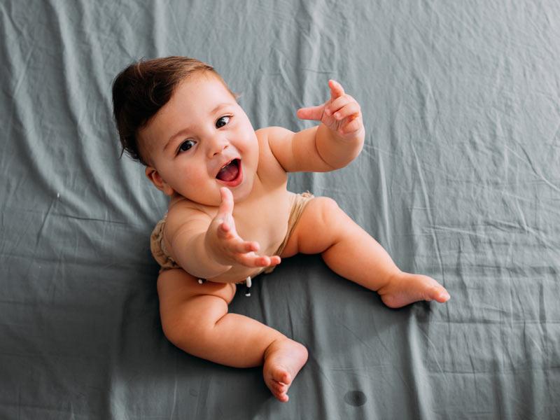Bellos nombres turcos para bebés