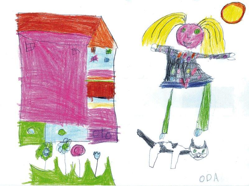 Oda, 5 años, Alcanar