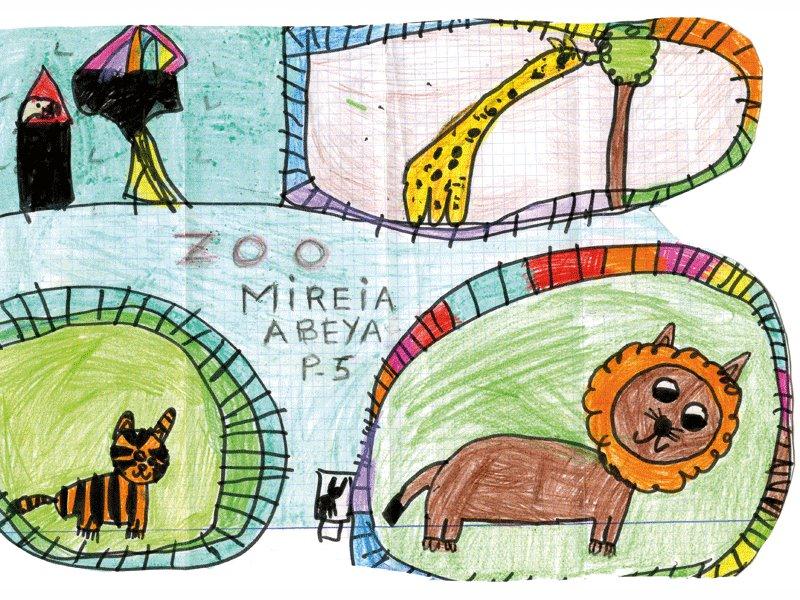 Mireia Abeya Ejarque, 6 años