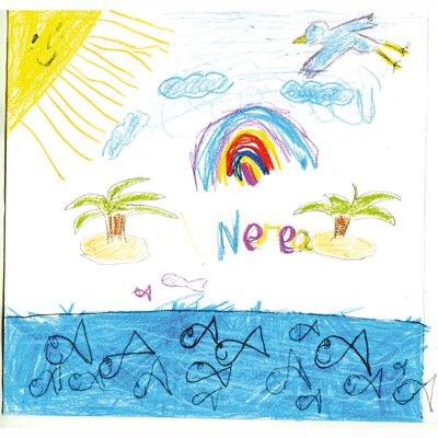 Nerea, 6 años, Cervera.