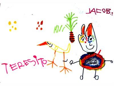 Jacob Lagares i Pozo, 5 años