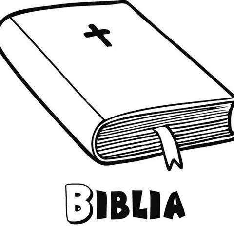 Dibujos de la Biblia para colorear por los niños