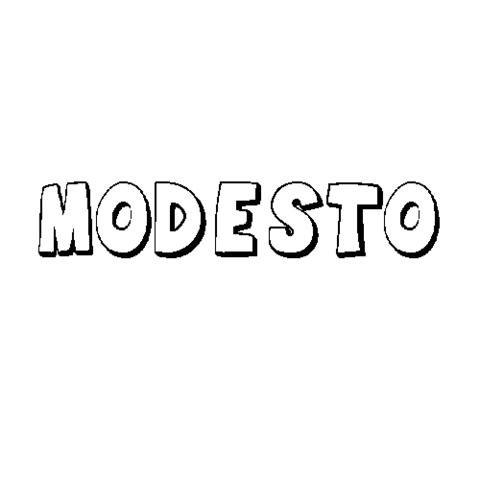 MODESTO