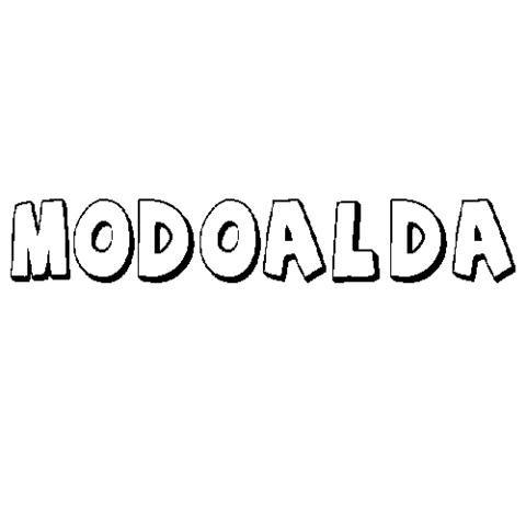 MODOALDA