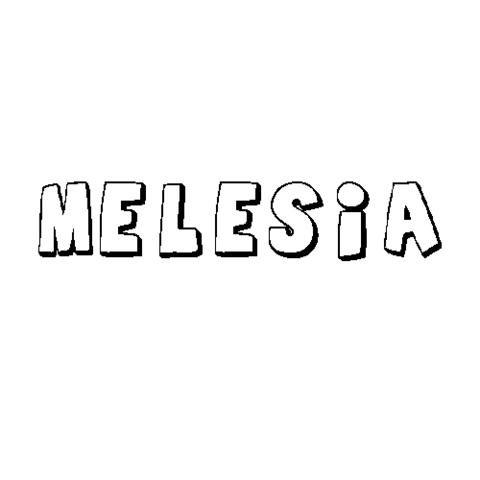 MELESIA
