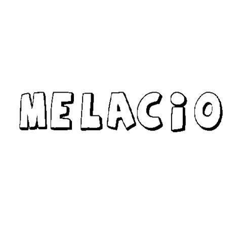 MELACIO