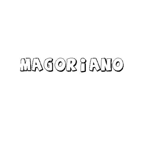 MAGORIANO