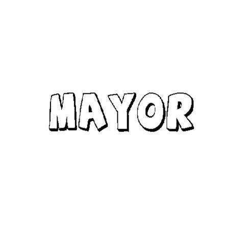 MAYOR