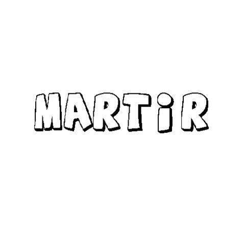 MÁRTIR
