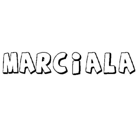 MARCIALA