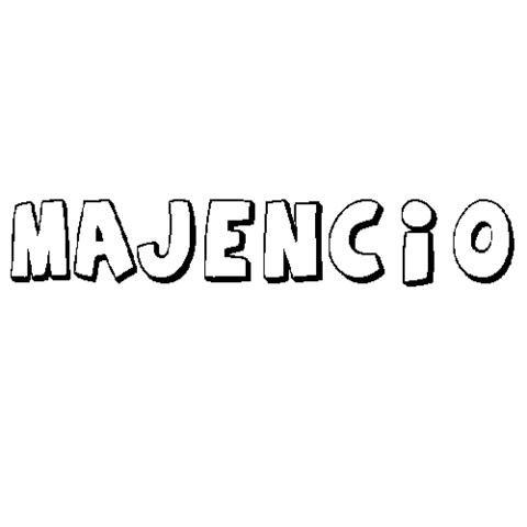 MAJENCIO