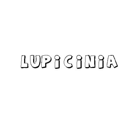 LUPICINIA